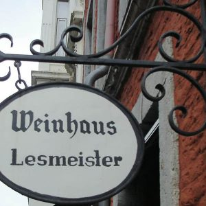 Weinhaus Lesmeister