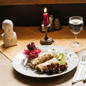 Restaurant Dostownesky