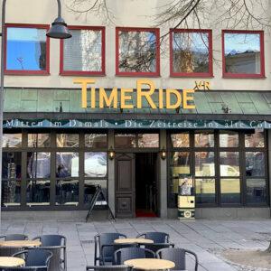 TimeRide - virtuelle Zeitreisen